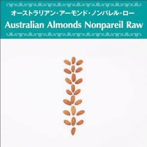 アーモンド オーストラリア産 ローナッツ 無添加 無漂白 砂糖不使用 オーガニック ヴェガン ベジタリアン ローフード ポリフェノール 自然食品 天然素材 100g antbeeshop