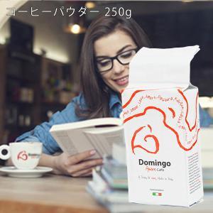 コーヒー Domingo Caffe コーヒーパウダー 粉コーヒー イタリア エスプレッソ|antbeeshop