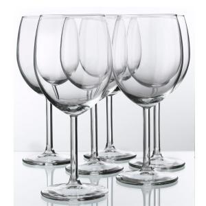 IKEA イケア SVALKA 赤ワイングラス 6ピース クリアガラス ディナー スヴァルカ 食卓 パーティ グラス 輸入  |antbeeshop