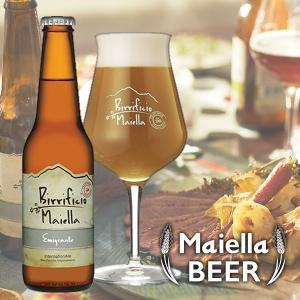 クラフトビール マイエッラビール エミグランテ 地ビール 発泡酒 イタリア ブロンドエール Emigrante 南イタリア産 beer|antbeeshop