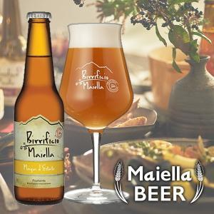 クラフトビール マイエッラビール マジア・デスターテ 地ビール 発泡酒 イタリア ウィートエール Magia d'Estate 南イタリア産 beer|antbeeshop