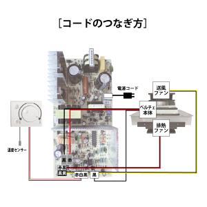 ペルチェ式冷却ユニット ペルチエ式 Peltism ポータブル冷蔵庫 保温庫 温冷庫 冷温庫 小型冷蔵庫 ミニ冷蔵庫 携帯冷蔵|antbeeshop|09