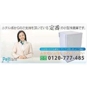 小型冷蔵庫 省エネ70リットル型 Peltism(ペルチィズム)  Dunewhite  HPTシリーズ 左開き  病院・ホテル向け冷蔵庫 ペルチェ冷蔵庫 電子冷蔵庫|antbeeshop|04