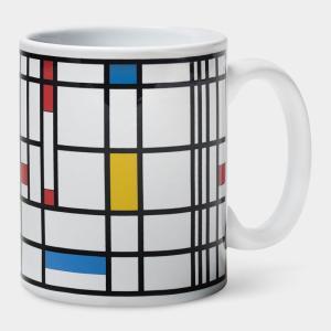 MoMA モンドリアン カラーチェンジング マグ コップ 色が変わる|antdesignstore