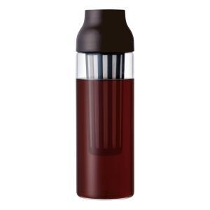 サイズ:直径85 x H270 mm / 1 L 素材:耐熱ガラス, ABS樹脂, ステンレス, シ...
