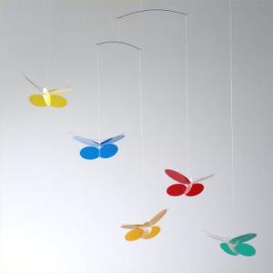 (メール便対応可) フレンステッド モビール Butterfly 蝶々 モビール antdesignstore