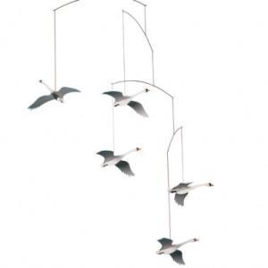 (メール便対応可) フレンステッド モビール Scandinavian Swans antdesignstore