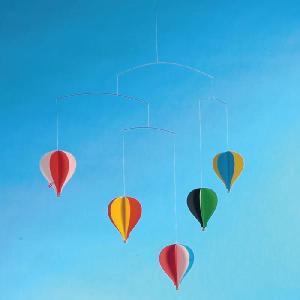 フレンステッド モビール Balloon 5 バルーン 気球 気球  おしゃれ かわいい 北欧 フレ...