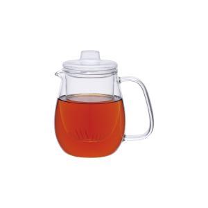 キントー コーヒー UNITEA ティーポット L ガラス おしゃれ かわいい KINTO シンプル...