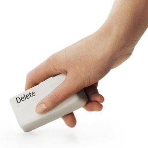 (メール便対応可) DELETEキー XXL消しゴム けしごむ 消ゴム キーボード マウス セット 男の子 女の子文具 クリーナー ディレート デリー|antdesignstore|02