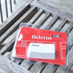 (メール便対応可) DELETEキー XXL消しゴム けしごむ 消ゴム キーボード マウス セット 男の子 女の子文具 クリーナー ディレート デリー|antdesignstore|04