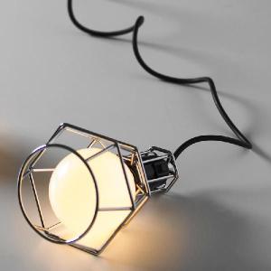 デザインハウス ストックホルム ワークランプ シルバー Work Lamp Form Us With Love ライト ランプ|antdesignstore