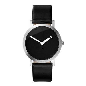 ノーマルタイムピーシーズ normal TIMEPIECES EXTRA NORMAL GRANDE Black dial 腕時計