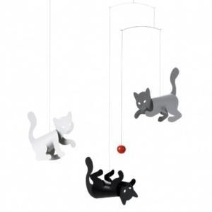 フレンステッド モビール Kitty Cats 船 antdesignstore