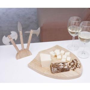 キッカーランド ミディバルチーズボード チーズ まな板 カッティングボード|antdesignstore