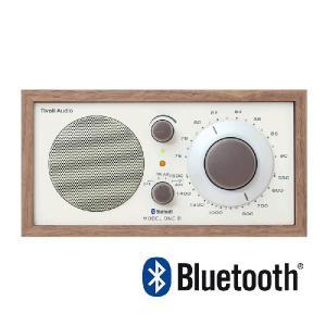 チボリオーディオ テーブルラジオ Model One BT クラシックウォールナット ベージュ Tivoli モデルワン BT ブルートゥース Bluetooth対応 iPod スピーカー チボ|antdesignstore