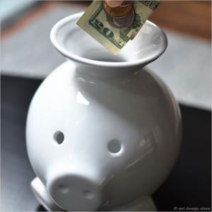 MINT ミント コインク ピギーバンク 貯金箱 ブタの貯金箱 ぶた 豚 豚の貯金箱 貯金箱 MT783 おしゃれ かわいい  誕生日 結婚祝い|antdesignstore|03