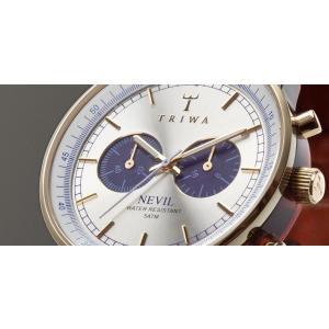 【送料無料】 トリワ TRIWA ネヴィルブルーフェイス 腕時計 ゴールド&ブルー&ブラウン ユニセックス NEVIL Blue Face NEAC109 男女兼用|antdesignstore|04