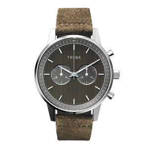 トリワ TRIWA BRONZE NEVIL NEST131-CL212612 腕時計 ブラウン/シ...
