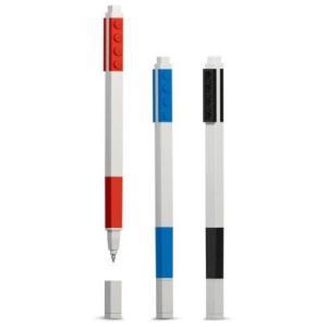LEGO ゲルボールペン 3色セット 3本セット ボールペン レゴブロック legoブロック ペン レゴ ボトル ボックス antdesignstore
