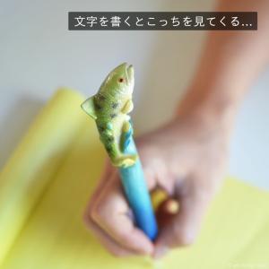 (メール便対応可) トラウトボールペン マス ニジマス イワナ 川魚 魚 フィッシュ オシャレ|antdesignstore|02