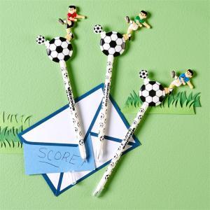 サッカーペン ボールペン ボール 蹴る キック サッカー antdesignstore