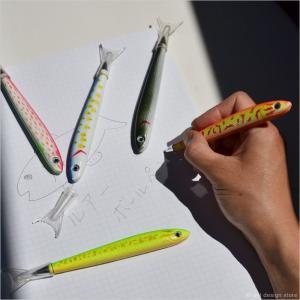 (メール便対応可) フィッシュペン ルアー ボールペン さかな 魚 サカナ antdesignstore 02