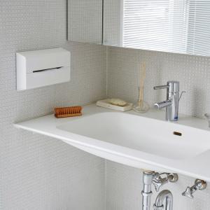 ideaco イデアコ WALL ホワイト ティッシュケース ティッシュカバー ウォール おしゃれ かわいい 白 デザイン デザイナーズ 家具 シンプ|antdesignstore|03