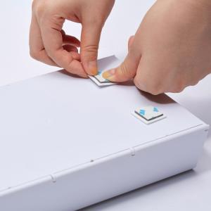 ideaco イデアコ WALL ホワイト ティッシュケース ティッシュカバー ウォール おしゃれ かわいい 白 デザイン デザイナーズ 家具 シンプ|antdesignstore|05