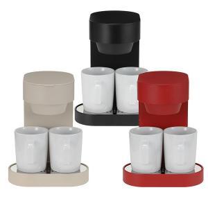 プラスマイナスゼロ ±0 コーヒーメーカー 2カップ プラスマイゼ