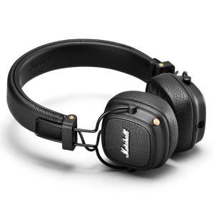 MINOR II Bluetoothは、マーシャル初のワイヤレスイヤホンです。2時間のフル充電で約1...