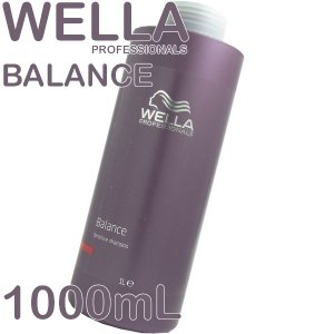 ウエラ バランス センシティブ シャンプー  1000mL 【ポンプ別売】 プロフェッショナルケア antec35