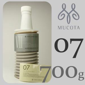 ムコタ アデューラ アイレ 07 フォーパーマ ウィークリー 700g リフィル|antec35