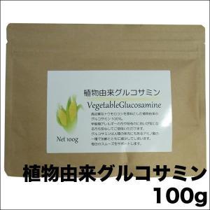 植物性グルコサミン 100g|antec35