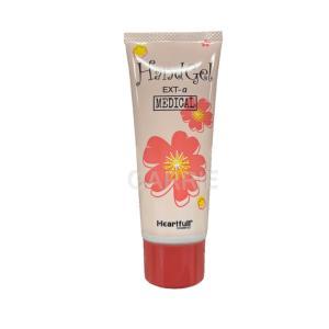 オイリーバージェル EXT-α 桜 馬油 65g 医薬部外品 ハンドクリーム ボディクリーム|antec35