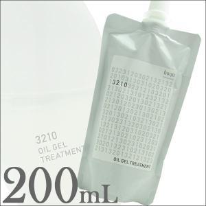 ホーユー 3210/ミニーレ オイルジェルトリートメント 【OG】 200mL【リフィル/レフィル/詰め替え】 <洗い流さないトリートメント>|antec35