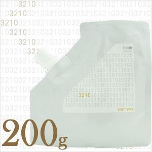ホーユー 3210/ミニーレ ソフトワックス 200g 【リフィル/レフィル/詰め替え】|antec35