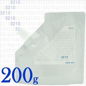 ホーユー 3210/ミニーレ ハードワックス 200g 【リフィル/レフィル/詰め替え】|antec35