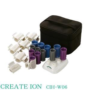 クレイツイオン ホットカーラー CIH-W06 海外兼用|antec35