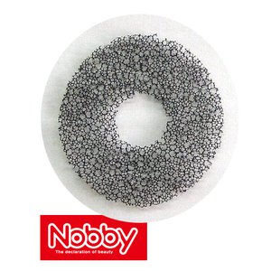 ノビー  NB1903 NB2503 ドライヤー用  交換用フィルター 2枚組 【通常便】|antec35
