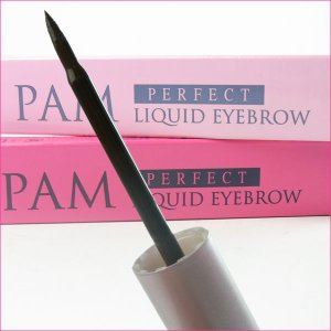 パム/PAM パーフェクトリキッド アイブロウ  ダークグレー/ブラウン|antec35