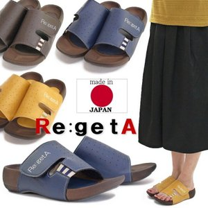 Re:getA(リゲッタ) 靴 レディース 歩きやすい オフ...