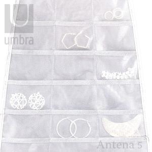 Umbra リトルホワイトドレス ボウ アンブラ アクセサリースタンド アクセサリー収納 小物収納 リビング 寝室|antena5|02