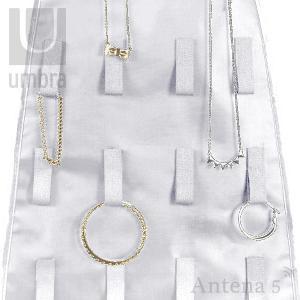 Umbra リトルホワイトドレス ボウ アンブラ アクセサリースタンド アクセサリー収納 小物収納 リビング 寝室|antena5|03