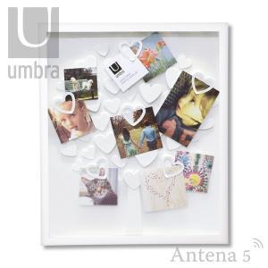 Umbra ラブツリー フォトディスプレイ フォトスタンド 写真立て ギフト お祝い 額縁|antena5