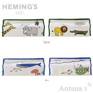 HEMING'S tente enfant ティッシュケース ティッシュボックス ティッシュBOX 詰め替え|antena5|04