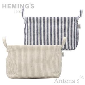 HEMING'S Pilier Square Short 【S】 PATTERN 収納ボックス ストレージボックス パターン antena5