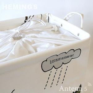 HEMING'S Pilier Square Short (新サイズ:W350mm) enfant 収納ボックス ストレージボックス アンファン antena5 02