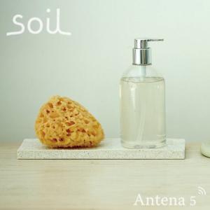 SOIL ディスペンサートレイ 水滴 しずく 置き シンク 洗面台 石鹸 石けん 手洗い 食器洗い 水濡れ|antena5|03