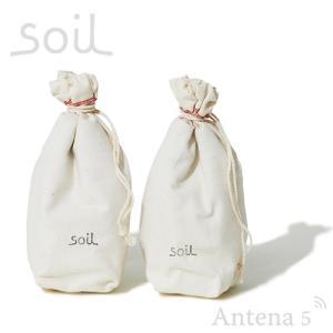 SOIL ドライングサック(S)2個組 クツ ニオイ 湿気 汗 スニーカー ヒール ブーツ パンプス 匂い 臭い 消臭剤|antena5